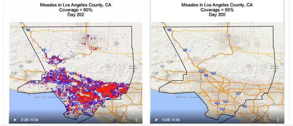 Epistemix Measles Simulation